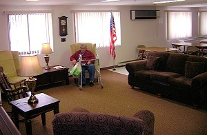 Washington Towers Low Income Senior Housing in Batavia NY